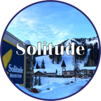 Solitude Parking Lot Image Button